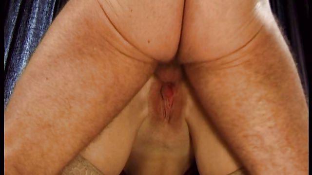 Oma spritzte Pornos