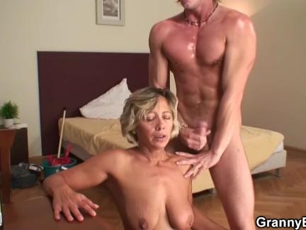 Sex Party mit Oma und den Tanten