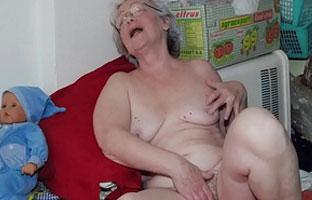 Oma Nacktbilder