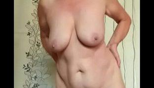 Oma Stript mit 69 Jahren