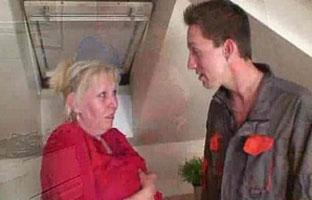 Sex Mit Großmutter