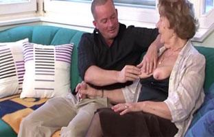 Deutscher Oma Porno