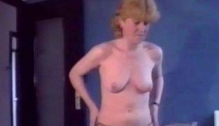 Oma gefickt im Vintage Porno