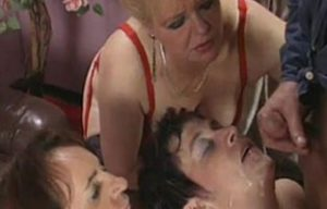 Brutale Orgie Mit Vielen Geilen Schlampen