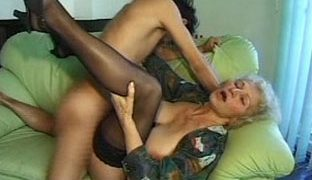 Lange Oma Sex DVD