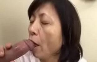 Japanische Oma