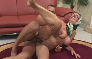 Sex auf dem Boden