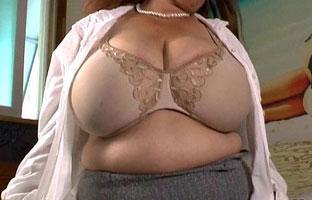 Richtig fette titten