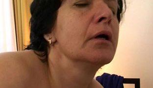 Tschechischer Oma Porno
